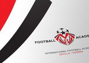 Brand Design for MV8 Football Academy