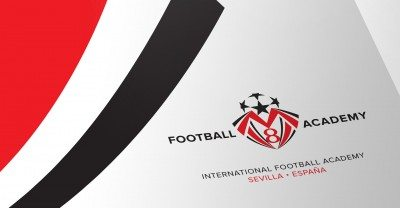 Brand Design for MV8 Football Academy