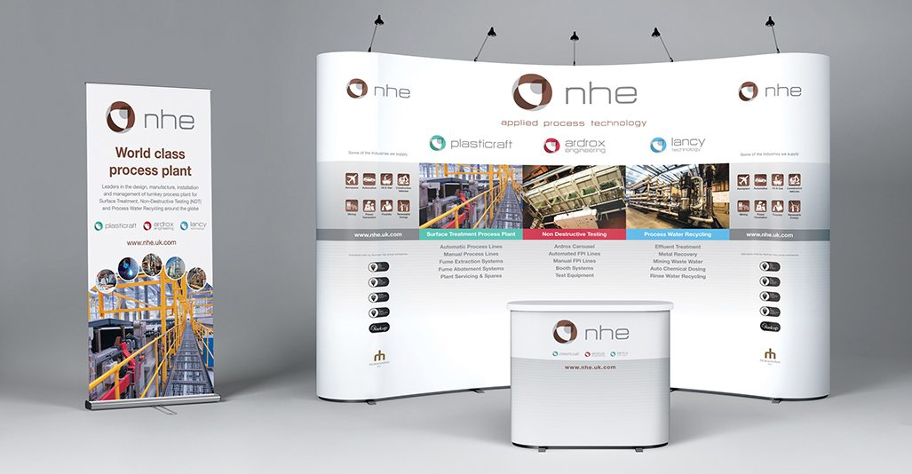 Pop Up Exhibition Stand Design : Exhibition pop up stand design by veucom nhe