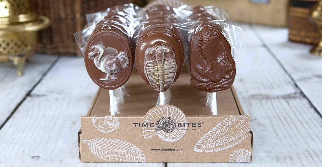 Time Bites packaging design