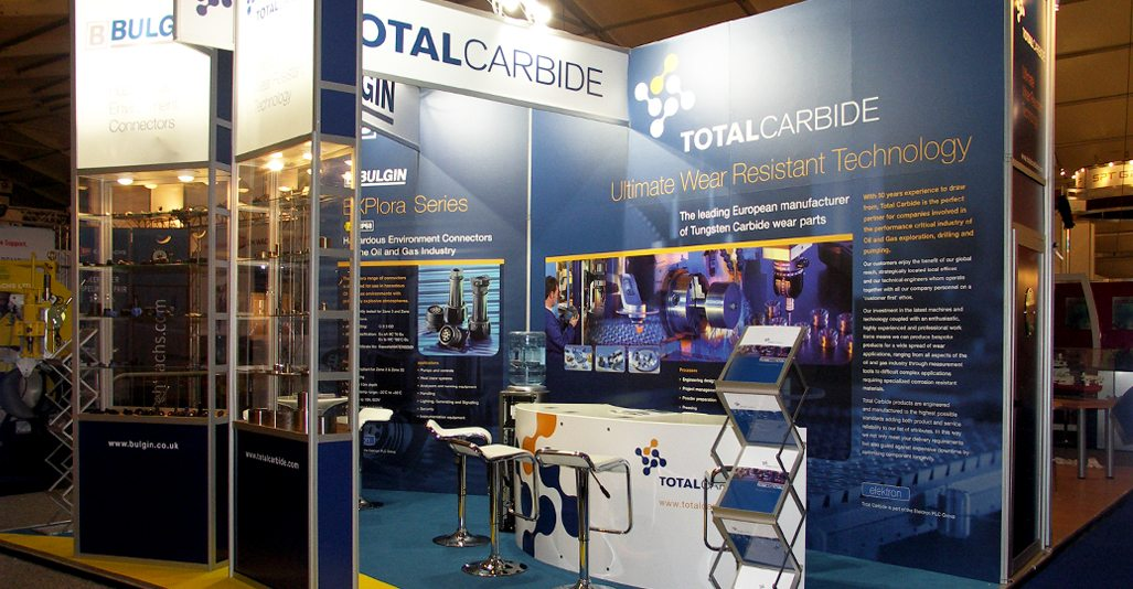 Exhibition Stand Parts : Exhibition stand design by veucom total carbide