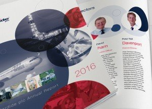 Annual Report Design - Hardide plc 2016