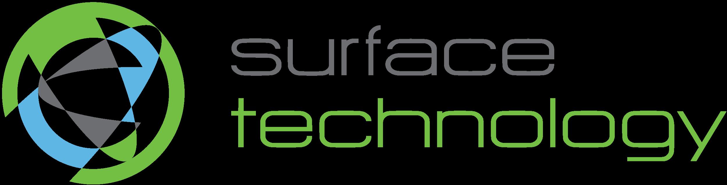 Surface Technology Logo Design